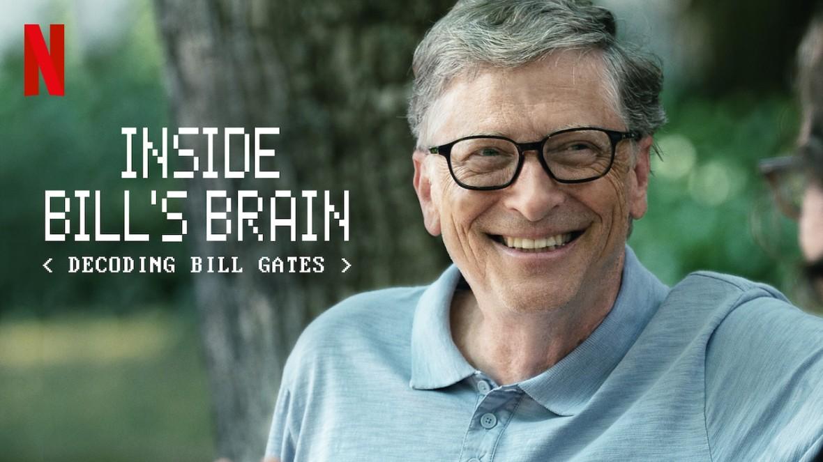 Inside Bills brain netflix